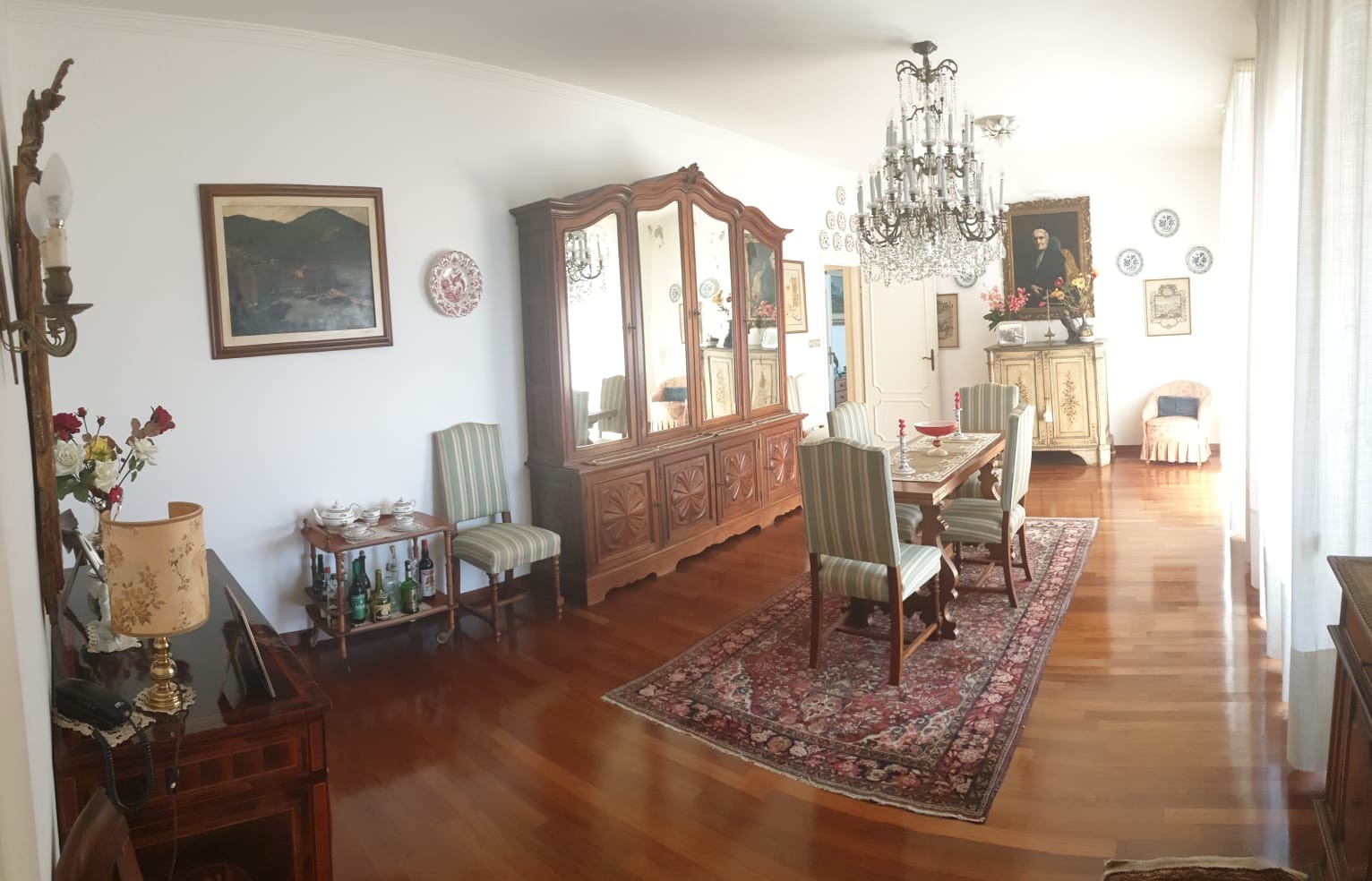 Immobiliare castellani quarto nullo villa carrara 190 mq for Quarto quinto